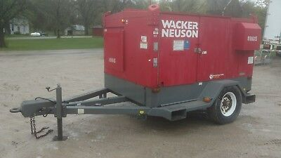 2011 Wacker Neuson HI770 XHD DIESEL / OIL INDIRECT FIRE Towable heater