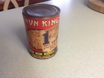 Vintage Chun King Chow Mein Noodles-Unopened