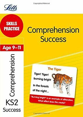 Comprehension Age 9-11: Skills Practice (Letts Key Stage 2 Success) by Various