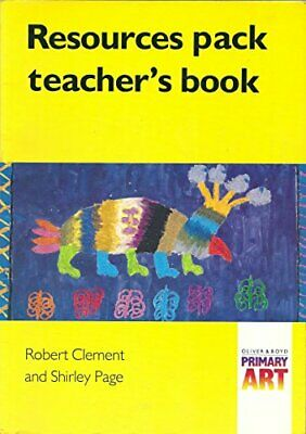 Primary Art: Teachers' Resources Pack by Page, Shirley Paperback Book The Cheap