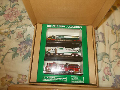The2018 Hess Mini Toy Truck Sold Out     Please Note:best Offer Not Accepted
