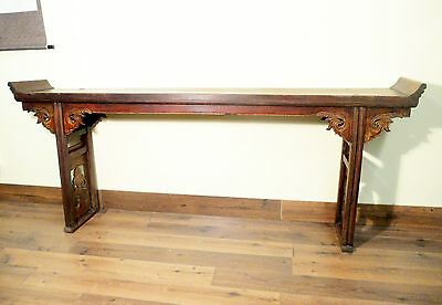 Antique Chinese Altar Table (5544), Circa 1800-1949