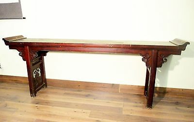 Authentic Antique Altar Table (5549), Circa 1800-1849