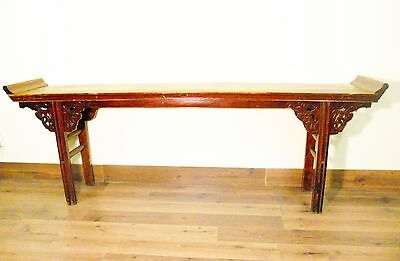 Antique Chinese Altar Table (5563), Circa early of 19th century