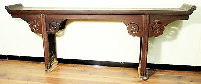 Authentic Antique Altar Table (5090), Circa 1800-1849