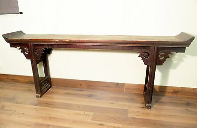 Antique Chinese Altar Table (5545), Circa 1800-1949