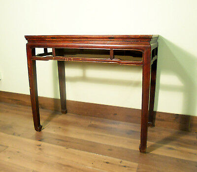 Antique Chinese Ming Painting Table (5682), Circa 1800-1849