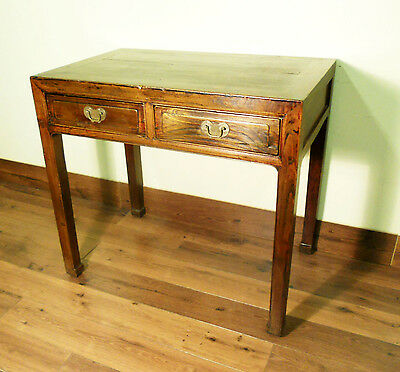 Antique Chinese Ming Desk/Console Table (5673), Circa 1800-1849