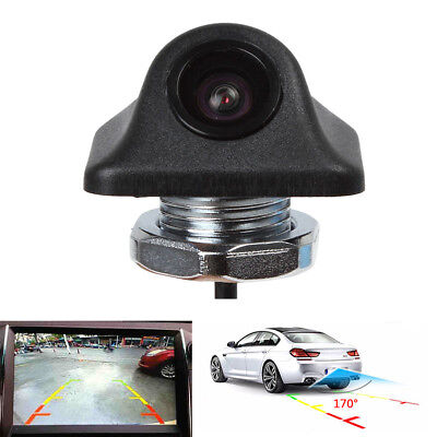 HD Waterproof Car Reverse Backup Night Vision Camera Rear View Parking Cam 170°