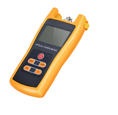 Handheld Optical Power Meter(-50~+26dBm) with 2.5mm+FC+SC+ST Connector - 83615