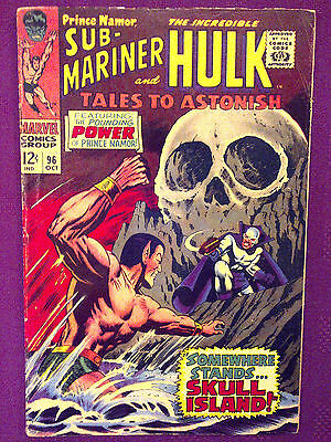 Tales to Astonish  #96 VG/FN