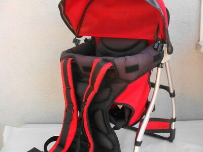 b502375182d CHICCO SMARTSUPPORT BACKPACK Child Baby Hiking Walking Travel ...