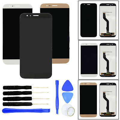 LCD Screen Digitizer Display Assembly for Huawei Ascend G8 GX8 RIO-L01 Replace
