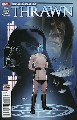 Star Wars Thrawn #6 (Of 6) Marvel Comics Near Mint 7/11/18