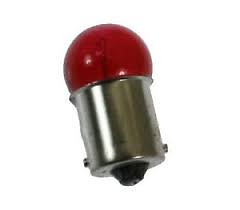 KDX 220 R A 2001-05 Tail Light Bulb Red New