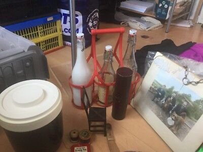 Job Lot Of Antiques/collectable Items For Small Trader