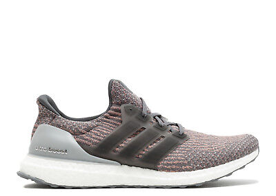 outlet store 4672e d8cbf NEW Adidas Ultra Boost S82022 Mens Running Shoes - Grey Trace Pink