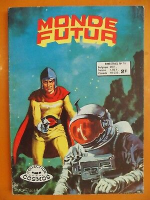Monde Futur. Les Rollinson. N° 16 du 10/1974. Collection Cosmos