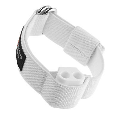 Adjustable Wristband Holder for Apple Airpods Earphone Sport Holder White