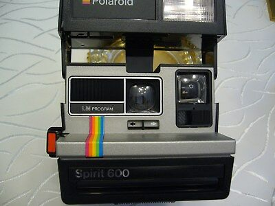 Polaroid Spirit 600 - LM Program Sofortbildkamera / Kamera, NEU!!!!!