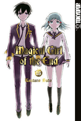 Magical Girl of the End - Band 16 ( Abschlussband ) Tokyopop Manga