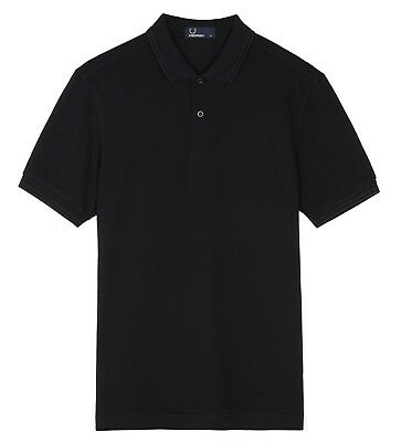 F75 Fred Perry Polo T- Shirt M3600 Twin Tipped RRP £60 Nectar