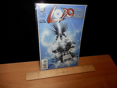 DC - LOBO In the Chair Special #1 Comic!!  1994  Glossy High Grade