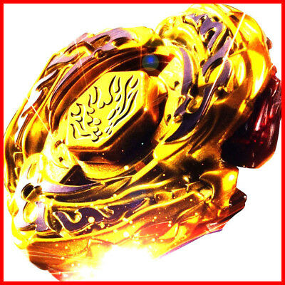 Beyblade Metal Fusion 4D DF105LRF Top Rapidity Fight Master Gold L-Drago Toys