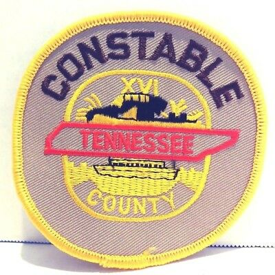 Tennessee Constable Police Patch