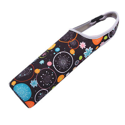 600ml Travel Water Bottle Neoprene Cover Insulated Sleeve Bag Cup Colorful