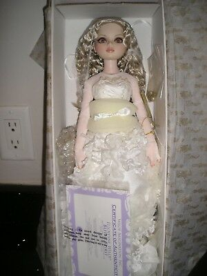 Blithe Spirit Ellowyne Wilde  Mint In Box Ufdc Convention Sold Out Vhtf Tonner