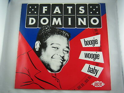 Fats Domino: Boogie Woogie Baby (ace Records 1985) – top Zustand