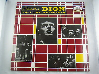Dion And The Belmonts (ace Records) Mono – top Zustand