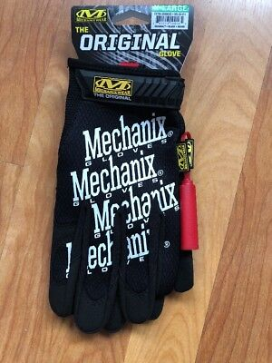 Mechanix Wear Original Work Mechanic Shop Sports Gloves XL