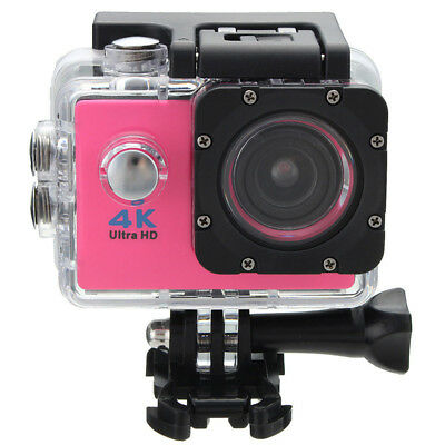 SJ9000 4K Ultra HD 1080P Wifi Waterproof Sport Action Camera Camcorder Cam W/ RC