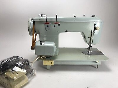 VINTAGE BROTHER CHARGER 40 Heavy Duty Sewing Machine Leather Denim Impressive Brother Charger 651 Sewing Machine Manual