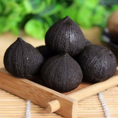 200pcs Black Garlic seeds Organic Heirloom Vegetables Home Gardening Planting
