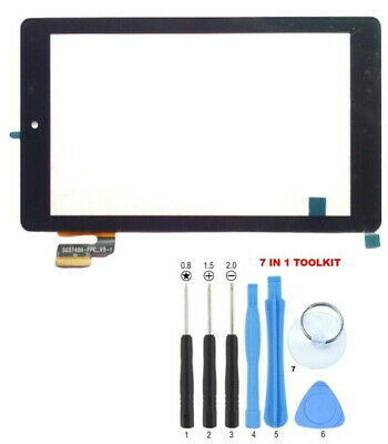 Touch Screen Digitizer Glass For 7 in NEXTBOOK NX700QC16G NX700QC 16G Tablet PC