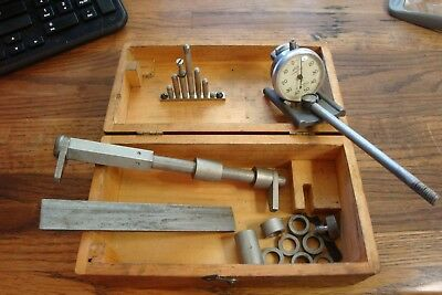 Ames Dial Bore Gage Kit, Vintage
