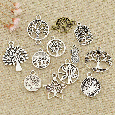 20pcs Tibetan silver charm horse pendant beads fit Jewelry finding 20MM A3158