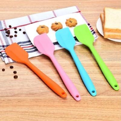 Silicone Spatula With Handle Cooking, Baking, Mixing, Scraper Utensil 8C