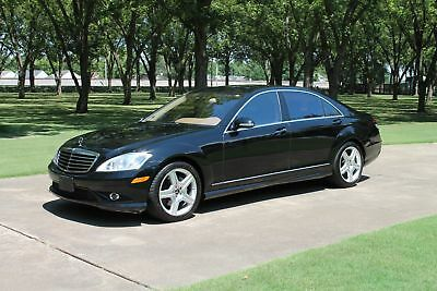 Mercedes-Benz S550 AMG Sport   MSRP New $99200 S550 AMG Sport MSRP $99200 Perfect Carfax  P2 Pkg Night Vision AMG Sport Pkg MSRP New $99200