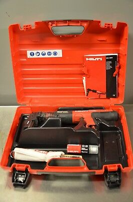 HILTI DX 351 POWDER ACTUATED TOOL with X-MX32 MAGAZINE-