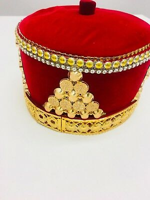 New Elegant African Wedding Latest Igbo Traditional Cap