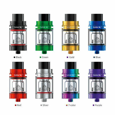 Smok TFV8 X-Baby Beast Tank ||2ml TPD UK SELLER | AUTHENTIC Serial Number