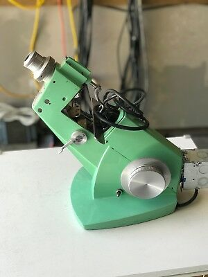American Optical Lensometer  Azimuth Wheel and Optical rails separately useful