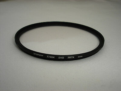 Promaster 77mm PRTN (Protection) DHD  Filter, Thin rim