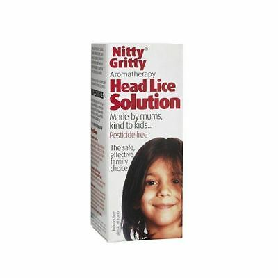 Nitty Gritty Aromatherapy Solution 150 ml