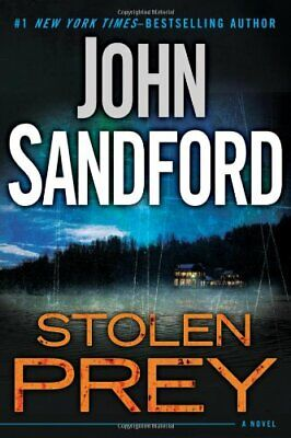 Stolen Prey by Sandford, John Book The Cheap Fast Free Post