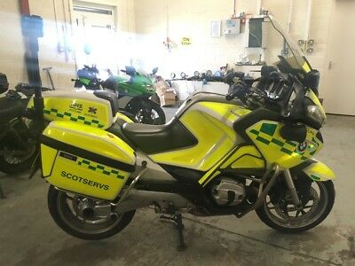 BMW R1200RT Ambulance